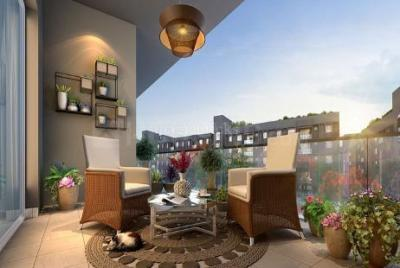 Gallery Cover Image of 1518 Sq.ft 3 BHK Apartment for buy in TVS Green Enclave, Iyyappanthangal for 10290347
