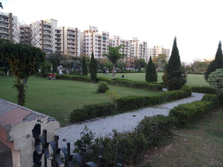Garden Area Image of 1500 Sq.ft 3 BHK Apartment for buy in Manesar for 5500000
