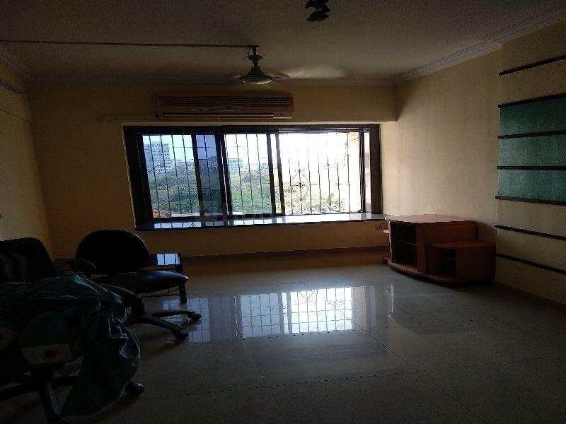Living Room Image of 950 Sq.ft 2 BHK Apartment for rent in Borivali West for 28000