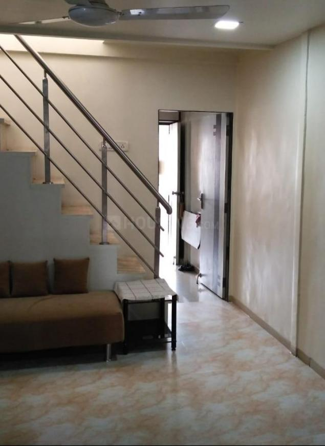 Living Room Image of 1100 Sq.ft 2 BHK Apartment for rent in Marine Lines for 80000