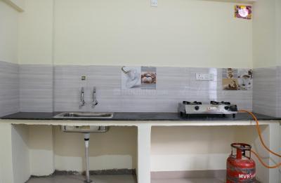 Kitchen Image of Akruthe Homes in Mahadevapura