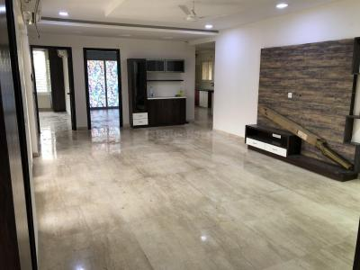 Gallery Cover Image of 2975 Sq.ft 3 BHK Apartment for rent in Vamsiram Jyothi Lotus, Jubilee Hills for 75000
