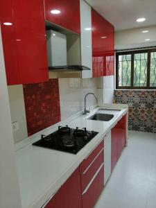 Gallery Cover Image of 1850 Sq.ft 3 BHK Apartment for rent in Juhu for 275000