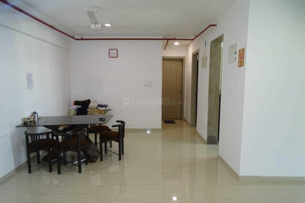 Dining Area Image of 1550 Sq.ft 3 BHK Apartment for buy in Andheri East for 28500000