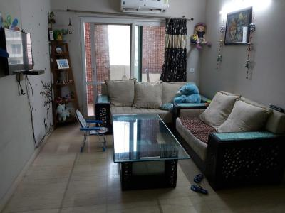 Gallery Cover Image of 1435 Sq.ft 3 BHK Apartment for rent in Mahagun Moderne, Sector 78 for 23000