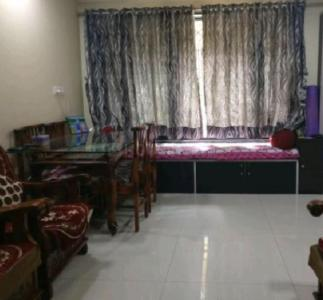 Gallery Cover Image of 1250 Sq.ft 3 BHK Apartment for rent in Kopar Khairane for 40000