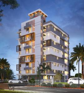 Gallery Cover Image of 932 Sq.ft 3 BHK Apartment for buy in Thiroor for 4100000