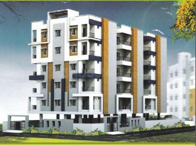 Gallery Cover Image of 1100 Sq.ft 2 BHK Apartment for buy in Champapet for 4950000