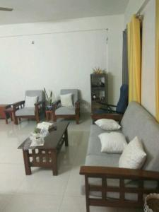 Living Room Image of 1320 Sq.ft 2 BHK Apartment for rent in Aratt Felicita, Akshayanagar for 15000