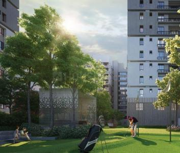 Brochure Image of 764 Sq.ft 2 BHK Apartment for buy in Srijan Natura, New Alipore for 6481859