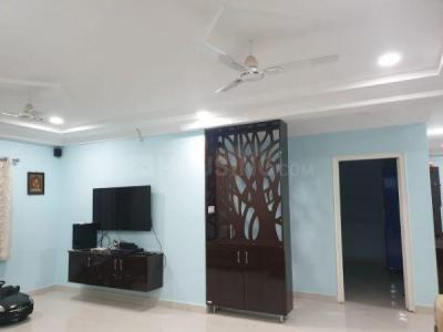 Gallery Cover Image of 2100 Sq.ft 3 BHK Apartment for rent in Green Space Spring, Puppalaguda for 35000