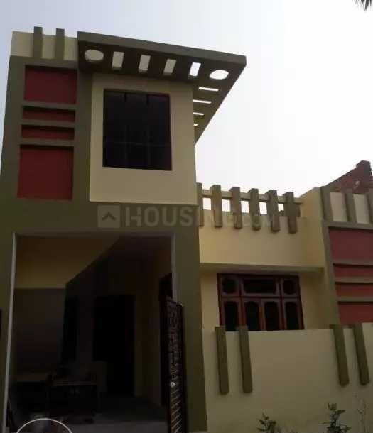 Building Image of 858 Sq.ft 2 BHK Independent House for buy in Jankipuram Extension for 2900000
