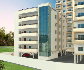 Gallery Cover Image of 1261 Sq.ft 2 BHK Apartment for buy in Aminpur for 7552000