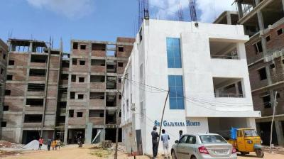 Gallery Cover Image of 1000 Sq.ft 2 BHK Apartment for buy in Sri Gajanana Homes, Kompally for 4200000