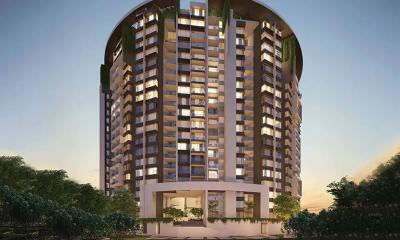 Gallery Cover Image of 658 Sq.ft 1 BHK Apartment for buy in Godrej Reflections, Harlur for 6154000