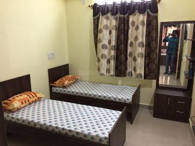 Bedroom Image of Sri Vankateshwaray PG in Electronic City