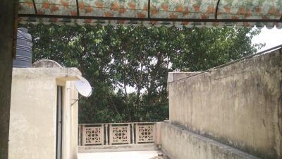 सेक्टर 15 रोहिणी में इंडिपेंडंट रूम फ़ॉर मेल के टैरेस की तस्वीर
