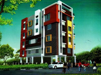 Gallery Cover Image of 430 Sq.ft 1 BHK Apartment for buy in Boral for 1462000