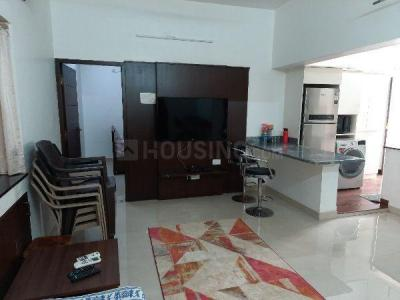 Gallery Cover Image of 1870 Sq.ft 3 BHK Independent House for rent in Injambakkam for 60000