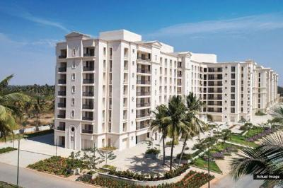 Gallery Cover Image of 2424 Sq.ft 3 BHK Apartment for buy in Hiranandani Upscale Apartment, Akshayanagar for 17000000