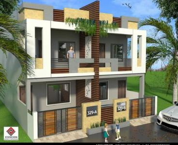Gallery Cover Image of 1490 Sq.ft 3 BHK Independent House for buy in Baghmugalia for 4000000