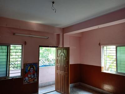 Gallery Cover Image of 658 Sq.ft 1 BHK Apartment for rent in Kaikhali for 6500