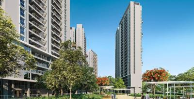 Gallery Cover Image of 1645 Sq.ft 3 BHK Apartment for buy in Eden At Brigade Cornerstone Utopia, Varthur for 11600000