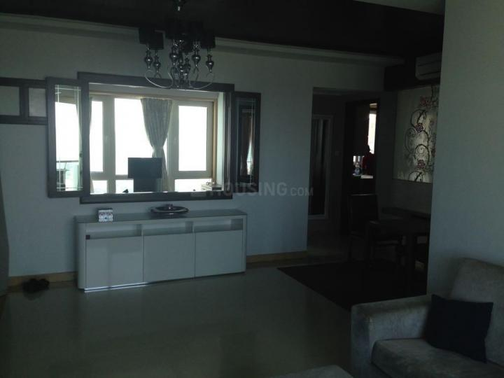 Living Room Image of 950 Sq.ft 2 BHK Apartment for rent in Lower Parel for 120000