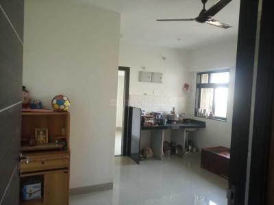 Gallery Cover Image of 540 Sq.ft 1 BHK Apartment for rent in Haware Dahlia Bldg A D And E, Kasarvadavali, Thane West for 11000
