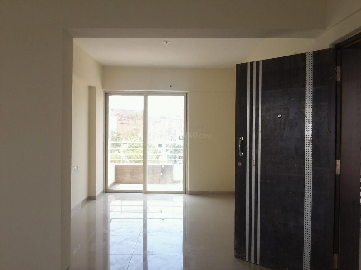 Living Room One Image of 1665 Sq.ft 3 BHK Apartment for rent in Wagholi for 21000