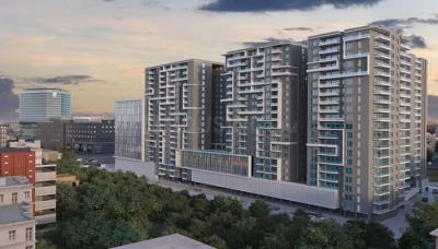 Gallery Cover Image of 2216 Sq.ft 3 BHK Apartment for buy in Ozone Promenade, Mahadevapura for 16800000