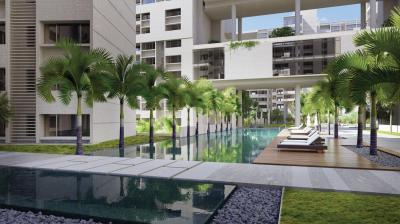 Gallery Cover Image of 1312 Sq.ft 2 BHK Apartment for buy in Rohan Iksha, Bhoganhalli for 9900000