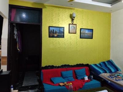 Gallery Cover Image of 450 Sq.ft 2 BHK Apartment for rent in Sector 24 Rohini for 7500