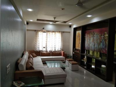 Gallery Cover Image of 2025 Sq.ft 3 BHK Apartment for rent in Bopal for 36500