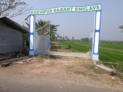 Gallery Cover Image of  Sq.ft Residential Plot for buy in Baruipur for 537500