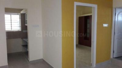 Gallery Cover Image of 500 Sq.ft 1 BHK Independent Floor for rent in Domlur Layout for 16000