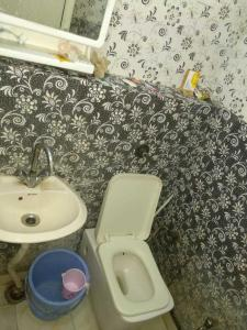 Bathroom Image of Ksr PG in New Ashok Nagar