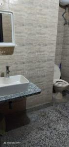 Bathroom Image of PG 7373308 Mukherjee Nagar in Mukherjee Nagar