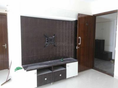 Gallery Cover Image of 1733 Sq.ft 3 BHK Apartment for rent in Pristine Meadows, Agrahara Layout for 30000