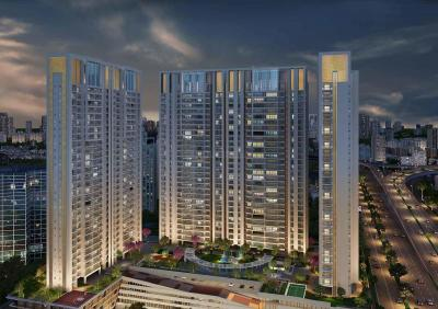Gallery Cover Image of 700 Sq.ft 1 BHK Apartment for buy in Thane West for 9200000