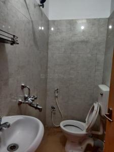 Bathroom Image of Vaanya's PG in Maniktala
