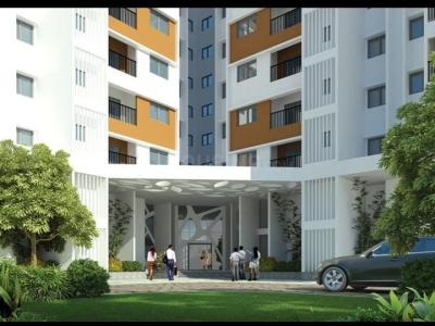 Gallery Cover Image of 1603 Sq.ft 3 BHK Apartment for buy in Prestige Falcon City, Konanakunte for 13500000