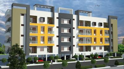 Gallery Cover Image of 1035 Sq.ft 2 BHK Apartment for rent in Seawoods for 25200