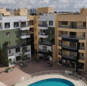 Gallery Cover Image of 1107 Sq.ft 2 BHK Apartment for buy in Maithri Shilphitha Royal, Krishnarajapura for 4950000