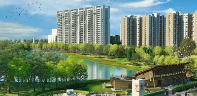 Gallery Cover Image of 1100 Sq.ft 3 BHK Apartment for rent in Palava Phase 1 Nilje Gaon for 15000