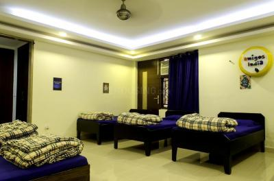 Bedroom Image of Amigo India PG in Chhattarpur