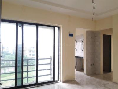 Living Room Image of 580 Sq.ft 1 BHK Apartment for buy in Navkar City Phase II Part I by Navkar Estate & Homes Pvt. Ltd., Naigaon East for 2800000