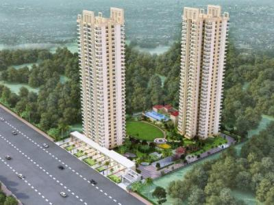 Gallery Cover Image of 1350 Sq.ft 3 BHK Apartment for buy in SKA Divya Towers, Noida Extension for 6450000
