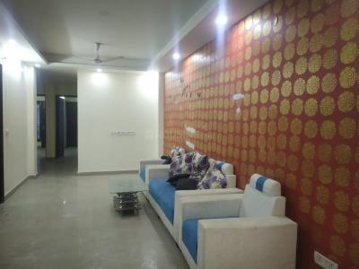 Gallery Cover Image of 870 Sq.ft 2 BHK Independent Floor for rent in Chhattarpur for 21000