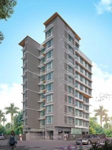 Gallery Cover Image of 336 Sq.ft 1 BHK Apartment for buy in Rishabraj Divine, Borivali East for 9100000